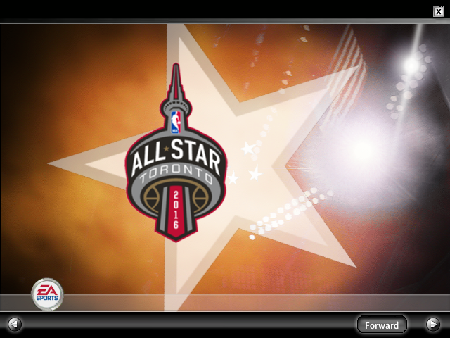 All-Star Weekend 2016 Logos 2005
