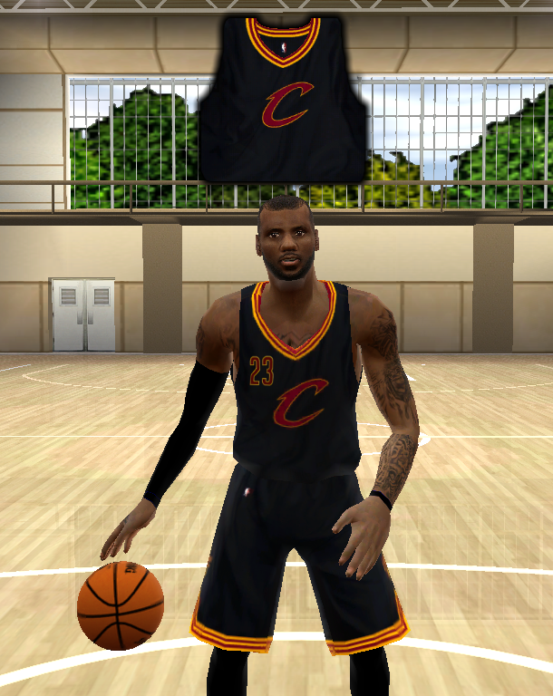 Cleveland Cavaliers Pride Jersey Patch
