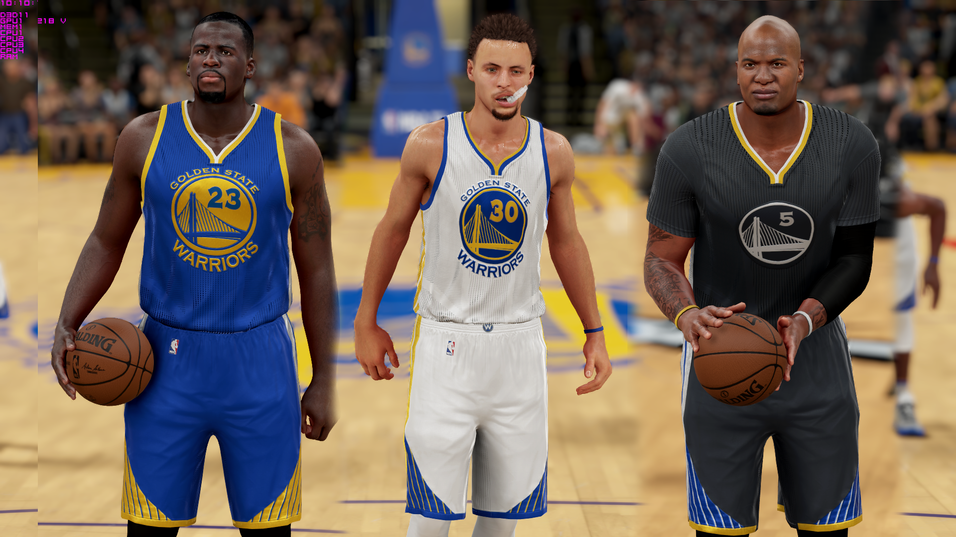 NLSC Forum • Downloads - Golden State Warriors Jersey