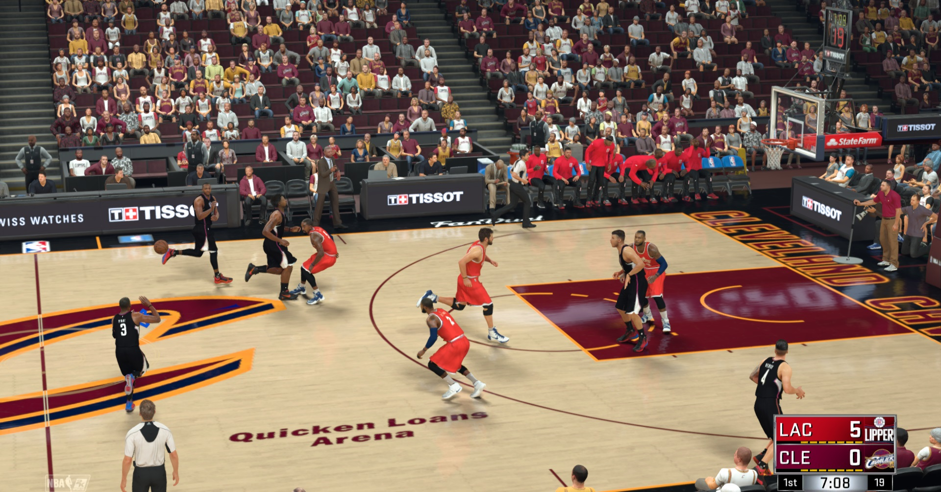 NLSC Forum • Downloads - 2016 2017 Cleveland Cavaliers Quicken Loans ... 188dabac6