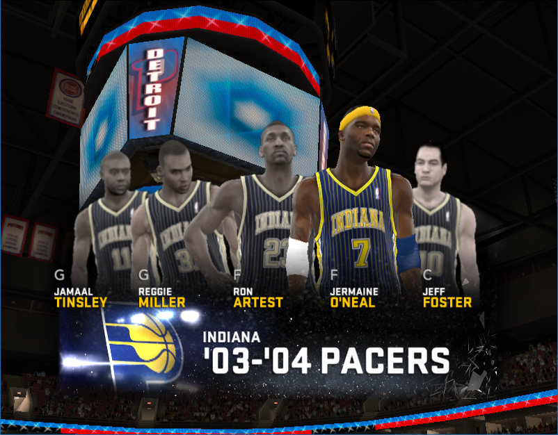 2003-04 Indiana Pacers