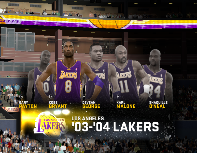 2003-04 Los Angeles Lakers