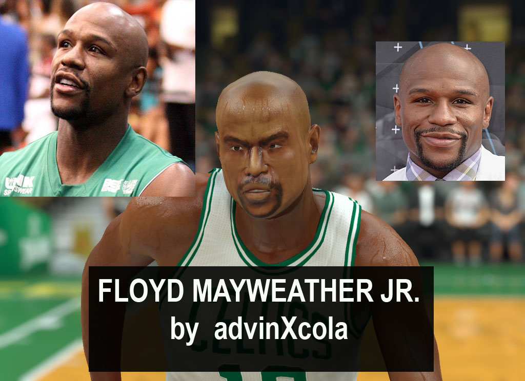 Floyd Mayweather Jr. Face