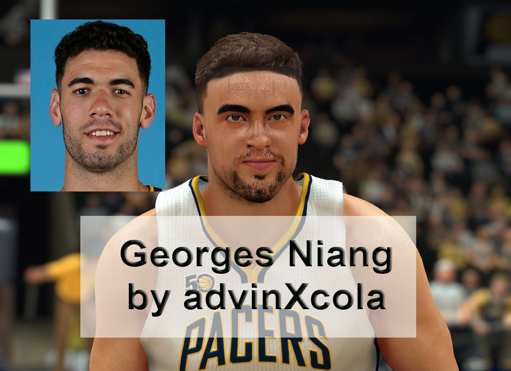 Georges Niang Face