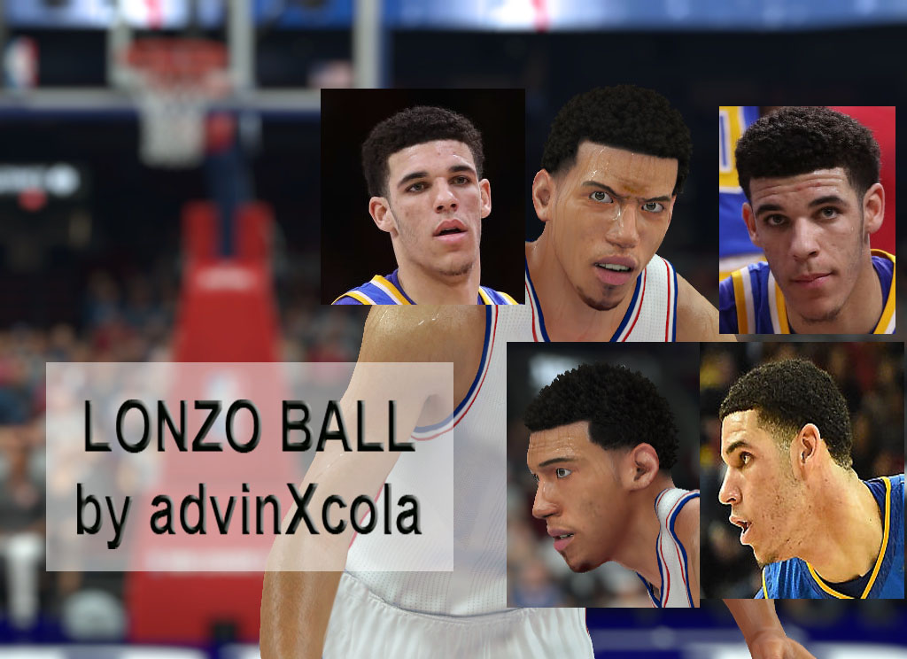 Lonzo Ball Face