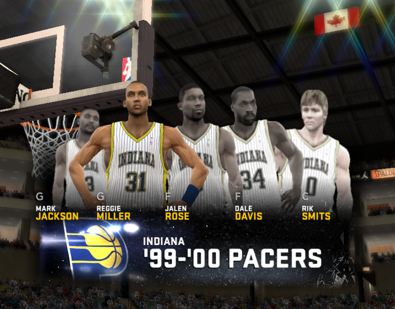 1999-2000 Indiana Pacers