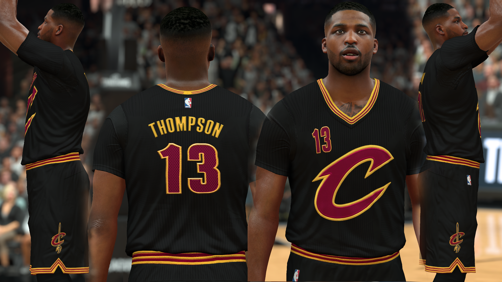 Cleveland Cavaliers Pride Jersey