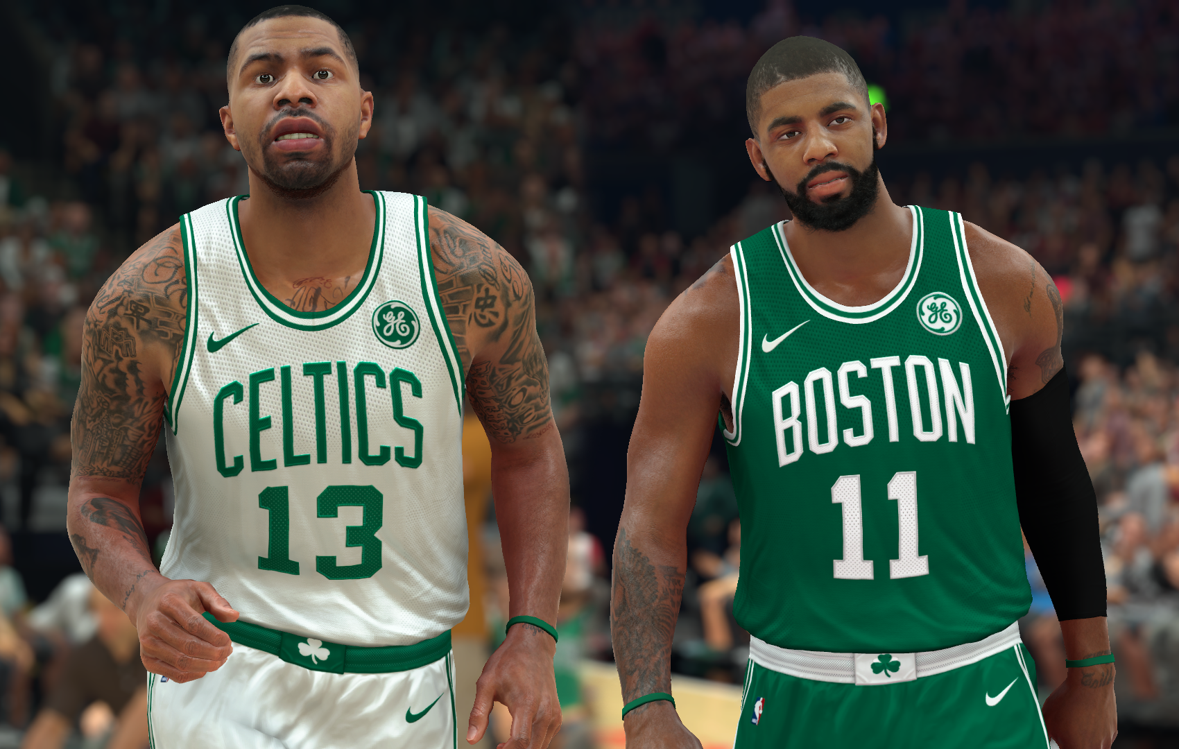 Boston Celtics Jersey 2017-18 (pinoy21)
