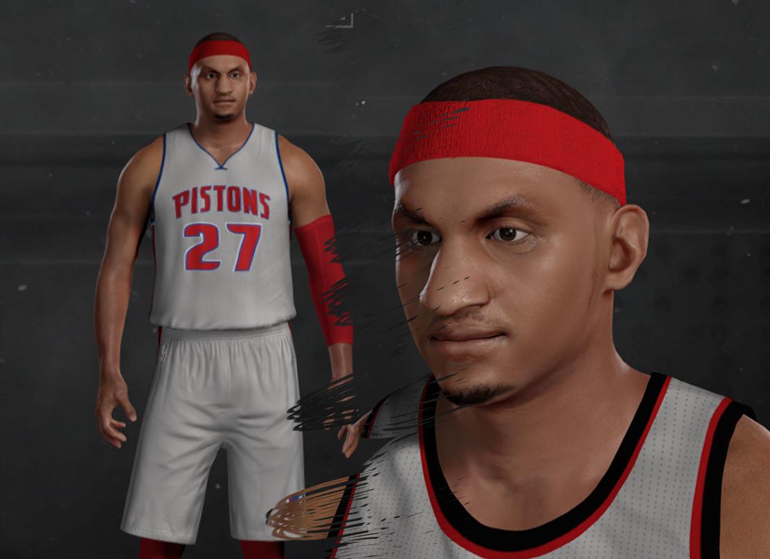 Chris Smoove Face & Created Player File (With Tutorial)
