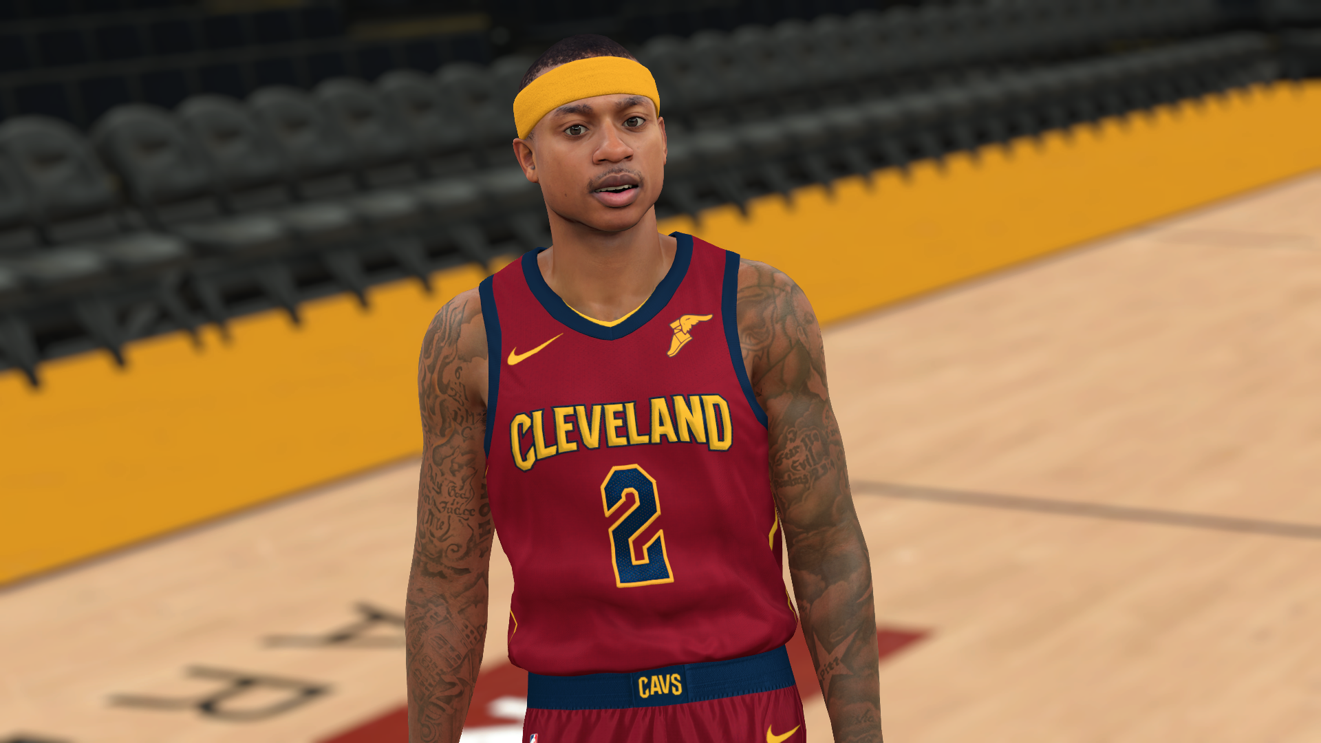 NLSC Forum • Downloads - Cleveland Cavaliers Away Jersey b91448e15