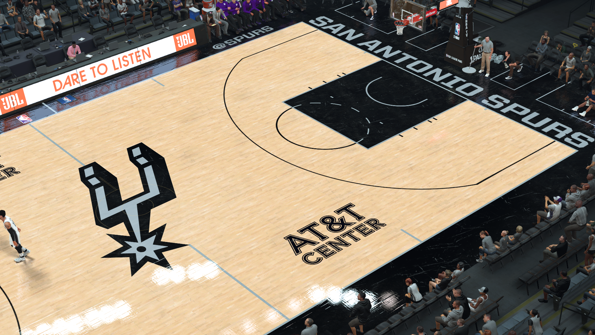 San Antonio Spurs AT&T Center