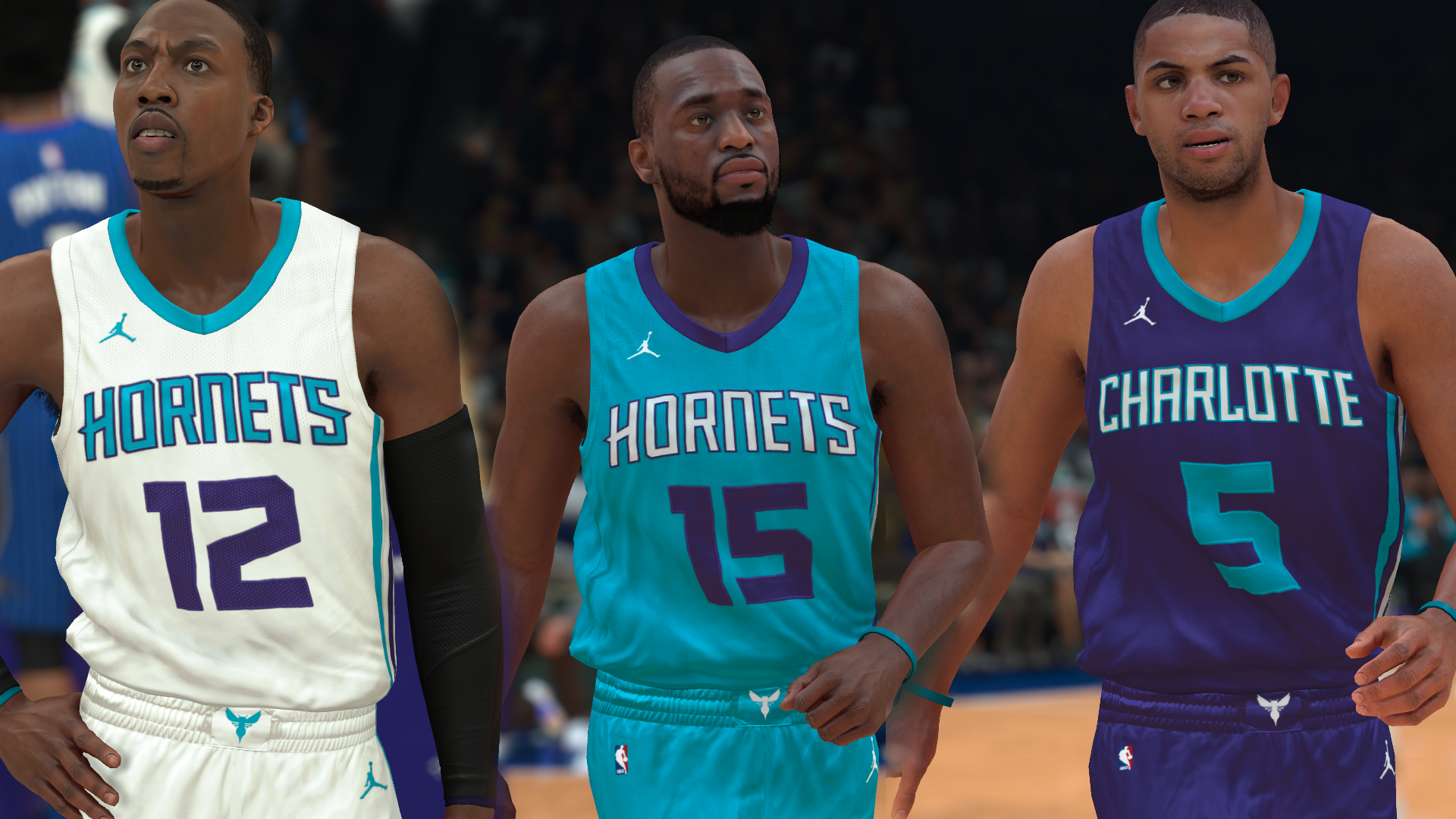 Charlotte Hornets Jersey (pinoy21)