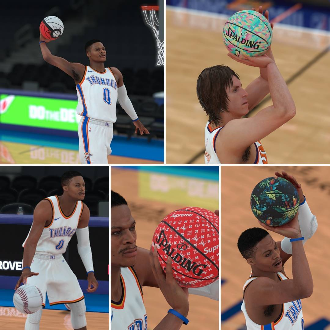 13 Custom Basketballs