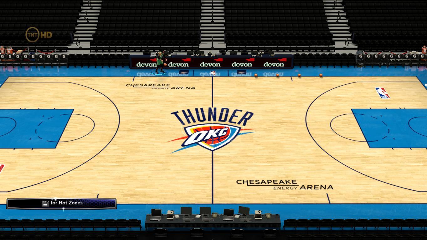 NLSC Forum • Downloads - 2017-2018 Oklahoma City Thunder Official Court e8a4052ae
