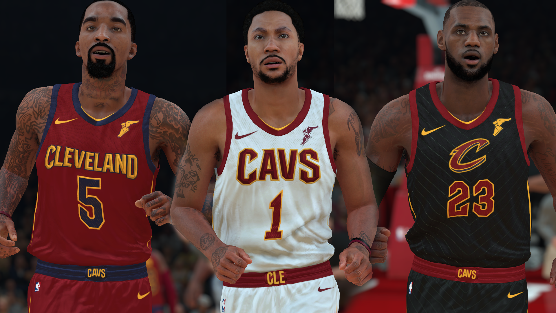 Cleveland Cavaliers Jersey (pinoy21)