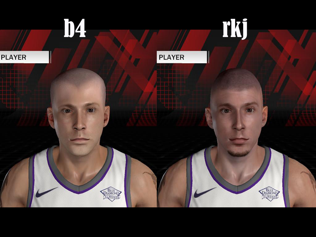 Jason Williams Face